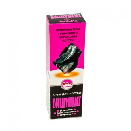 Bišungit – krém se šungitem proti plísním nehtů 30ml