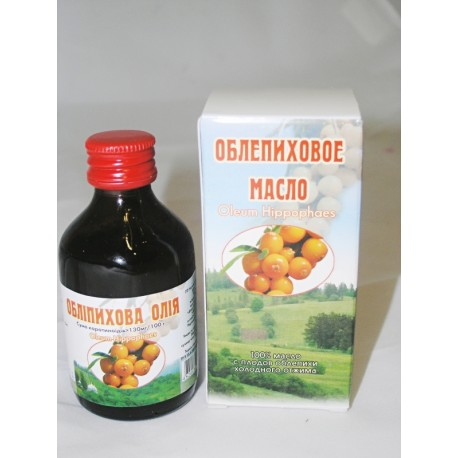 100% Rakytníkový olej 50 ml