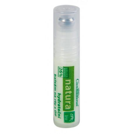 NATURA - Hydratační balzám na rty s OF 5ml - K2545 - Ca