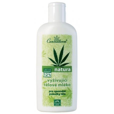 NATURA - tělové mléko vyživující 200 ml - K0084 - Ca