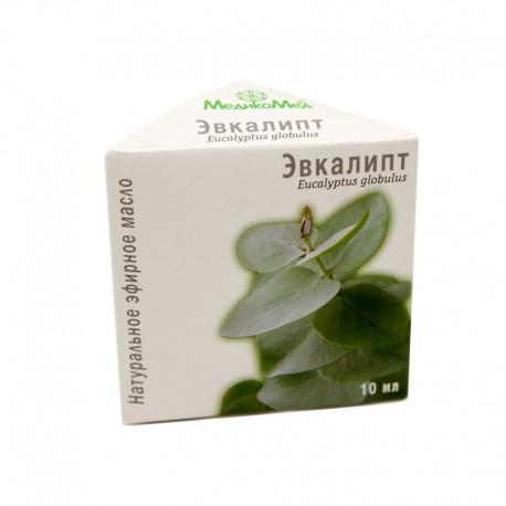 Eukalyptus - 100% esenciální olej 10ml