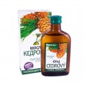 100% Olej z cedru sibiřského 200ml