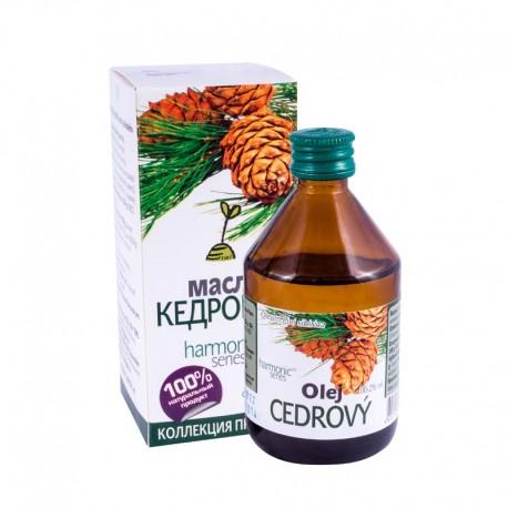 100% Cedrový sibiřský olej 100 ml