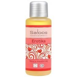 Telový a masážny olej Erotika 50ml 67860050 - HM