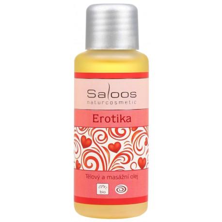 Tělový a masážní olej EROTIKA 50ml 67860050 - HM