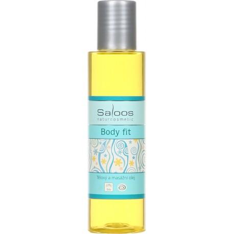 Telový a masážny olej Body Fit 125 ml67550125 - HM