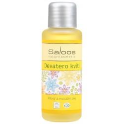 Telový a masážny olej Deväť kvetov 50 ml 67790050 - HM