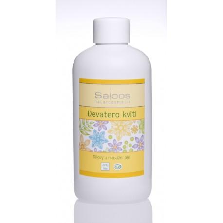 Tělový a masážní olej Devatero kvítí 50 ml 67790250 - HM