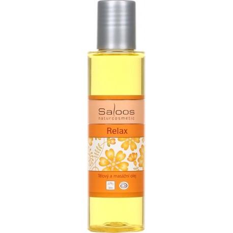 Telový a masážny olej Relax 125 ml 68470125 - HM