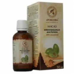 Kosmetický olej z Hroznového vína - 100% 10ml