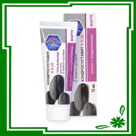 Šungitový gel FORTE s chondroitinem 75 ml G151 - TML