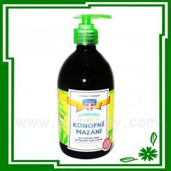 Cannabis konopné mazanie regeneračný 500 ml - 56569 - Vi