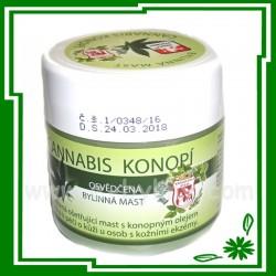 Konopná bylinná mast 150ml
