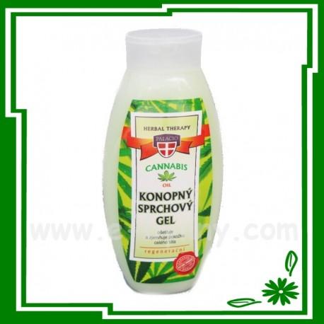 Konopný sprchový gel 500 ml - 723108 - Vi