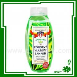 Vlasový konopný šampón Cannabis 500ml