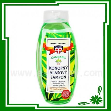 Cannabis konopný vlasový šampon 500 ml - 723115 - Vi