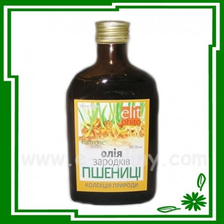 100% olej z pšeničných klíčků 200ml