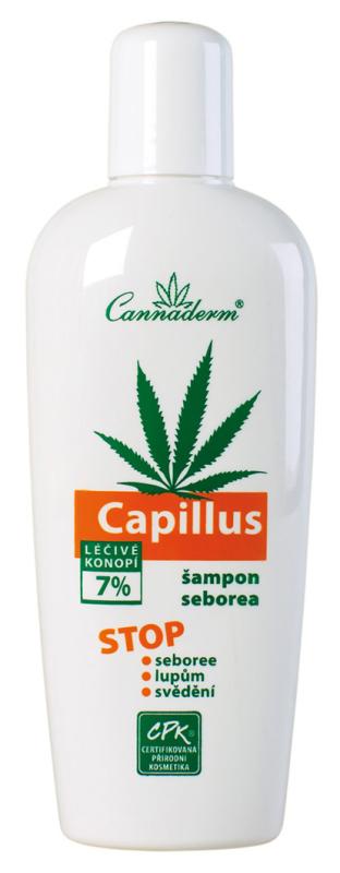 Capillus seborea šampon 150ml - K2644 - Ca