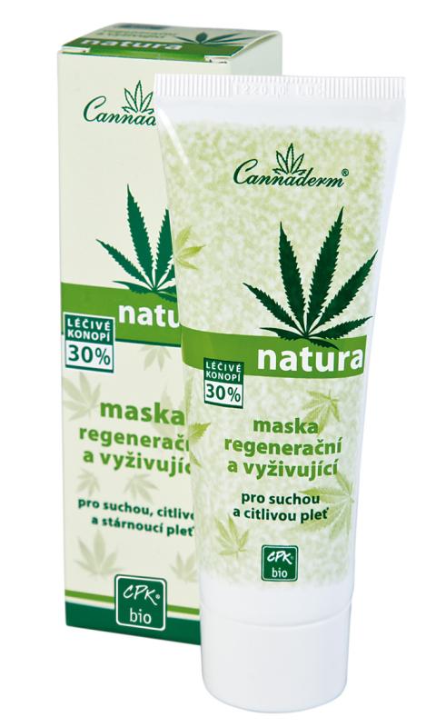 NATURA - regenerační a vyživující maska 75g - K0176 - Ca