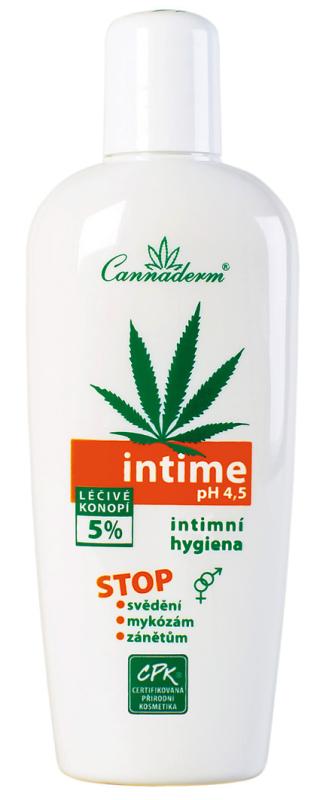 Intime intimní hygiena 150ml - K2477 - Ca