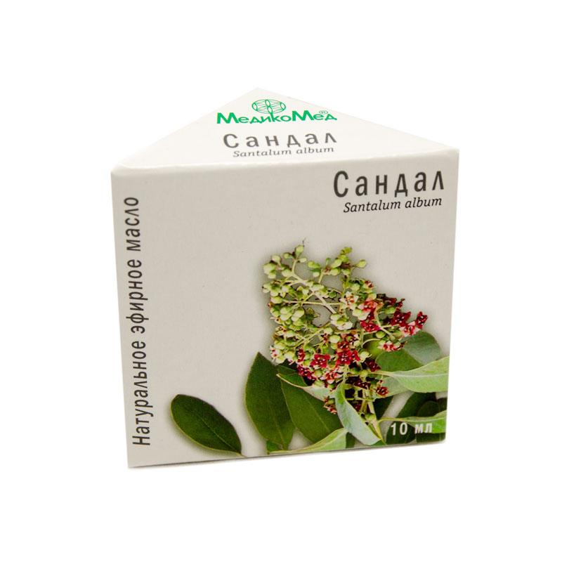 Santal – 100% esenciální olej 10ml