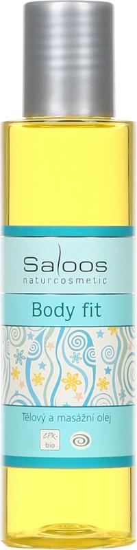 Tělový a masážní olej Body Fit 125ml 67550125 - HM